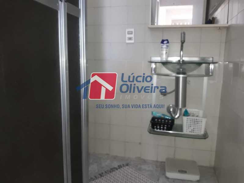 15-Banheiro social... - Apartamento à venda Rua São João Gualberto,Vila da Penha, Rio de Janeiro - R$ 325.000 - VPAP21453 - 16