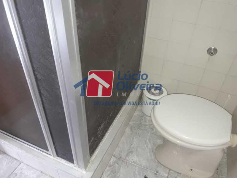 16-Banheiro Social - Apartamento à venda Rua São João Gualberto,Vila da Penha, Rio de Janeiro - R$ 325.000 - VPAP21453 - 17