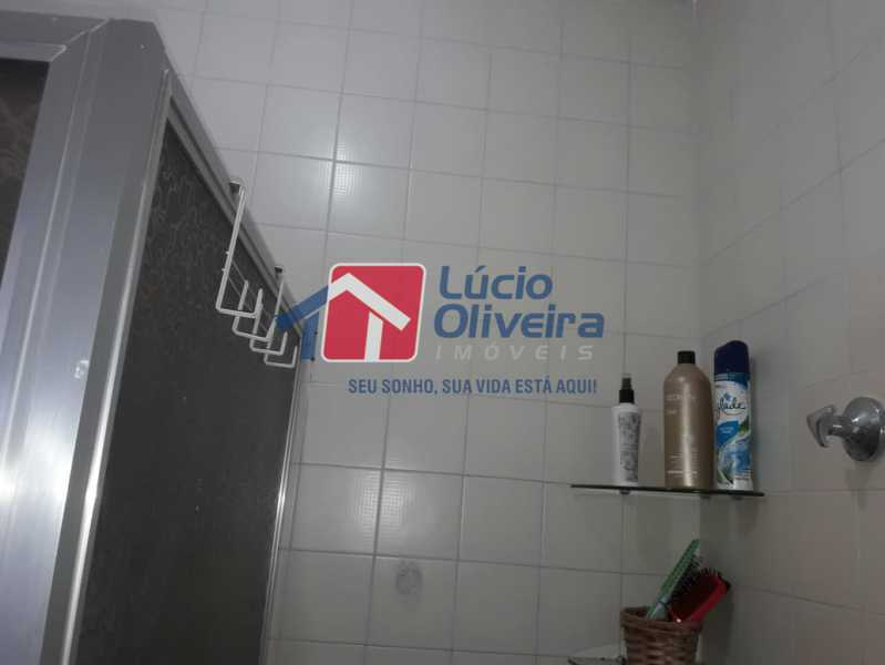 17-Banheiro social.... - Apartamento à venda Rua São João Gualberto,Vila da Penha, Rio de Janeiro - R$ 325.000 - VPAP21453 - 18