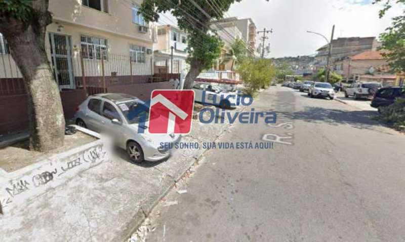 19-Vista Rua1 - Apartamento à venda Rua São João Gualberto,Vila da Penha, Rio de Janeiro - R$ 325.000 - VPAP21453 - 20