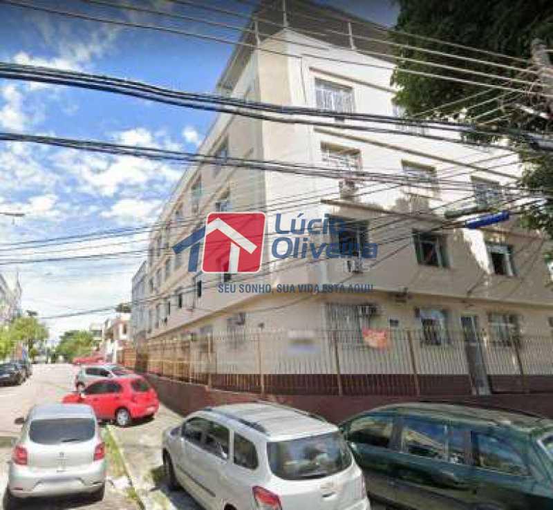 20-Vista Lateral rua fechada - Apartamento à venda Rua São João Gualberto,Vila da Penha, Rio de Janeiro - R$ 325.000 - VPAP21453 - 21