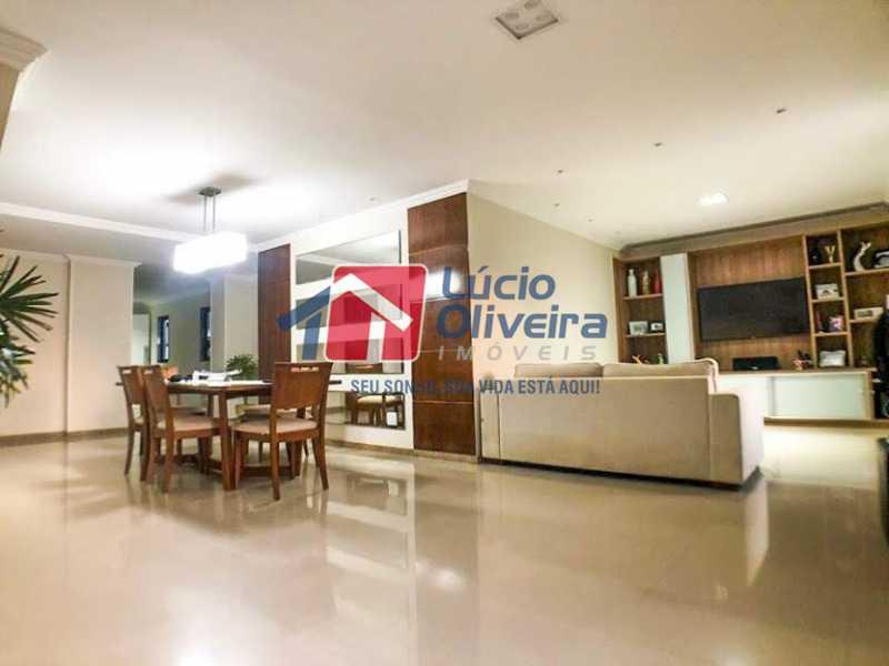 05 - Sala de Jantar e Star - Cobertura à venda Rua Professor Taciel Cylleno,Recreio dos Bandeirantes, Rio de Janeiro - R$ 1.690.000 - VPCO30028 - 6