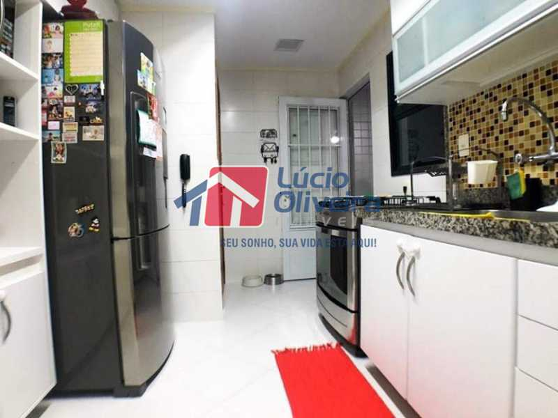 06 - cozinha - Cobertura à venda Rua Professor Taciel Cylleno,Recreio dos Bandeirantes, Rio de Janeiro - R$ 1.690.000 - VPCO30028 - 7