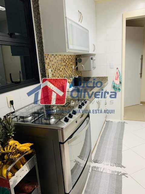 09 - Cozinha - Cobertura à venda Rua Professor Taciel Cylleno,Recreio dos Bandeirantes, Rio de Janeiro - R$ 1.690.000 - VPCO30028 - 10