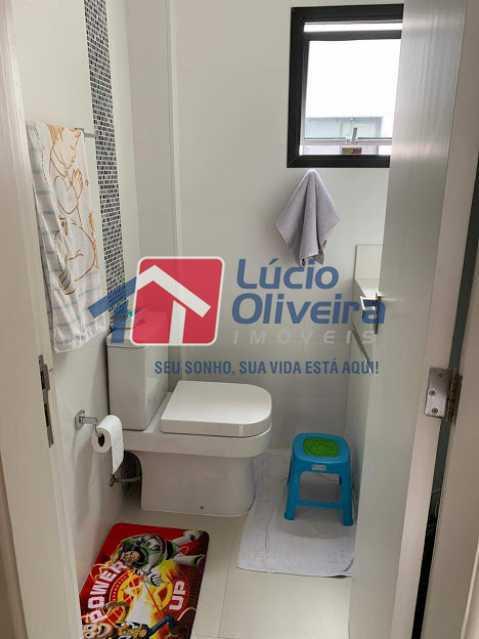 12 - Suite S. - Cobertura à venda Rua Professor Taciel Cylleno,Recreio dos Bandeirantes, Rio de Janeiro - R$ 1.690.000 - VPCO30028 - 13