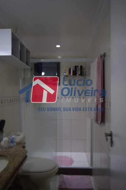 15- Suite C. - Cobertura à venda Rua Professor Taciel Cylleno,Recreio dos Bandeirantes, Rio de Janeiro - R$ 1.690.000 - VPCO30028 - 16