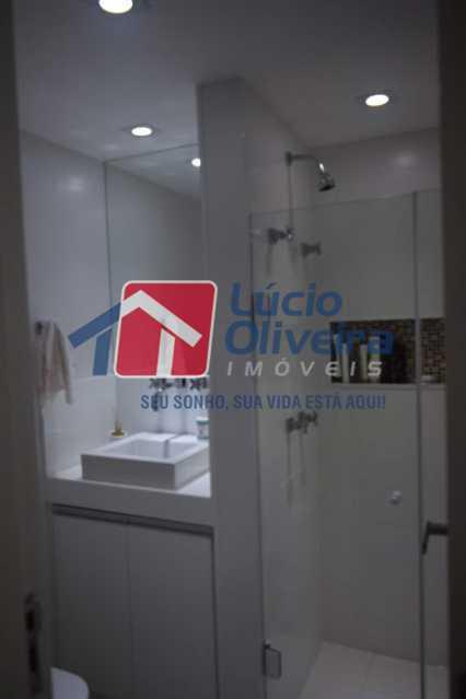 17 - BH Social - Cobertura à venda Rua Professor Taciel Cylleno,Recreio dos Bandeirantes, Rio de Janeiro - R$ 1.690.000 - VPCO30028 - 18