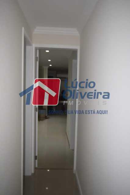 18 - Circulação - Cobertura à venda Rua Professor Taciel Cylleno,Recreio dos Bandeirantes, Rio de Janeiro - R$ 1.690.000 - VPCO30028 - 19