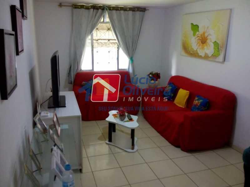 2- Sala Ambiente.. - Apartamento à venda Avenida Teixeira de Castro,Ramos, Rio de Janeiro - R$ 205.000 - VPAP21454 - 3