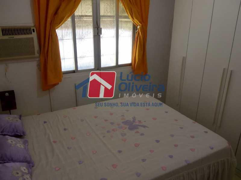 6-Quarto Casal.... - Apartamento à venda Avenida Teixeira de Castro,Ramos, Rio de Janeiro - R$ 205.000 - VPAP21454 - 7
