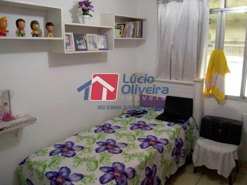 9-Quarto Casal - Apartamento à venda Avenida Teixeira de Castro,Ramos, Rio de Janeiro - R$ 205.000 - VPAP21454 - 10