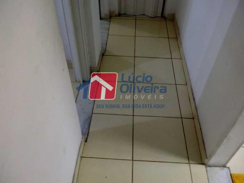 10-Circulação - Apartamento à venda Avenida Teixeira de Castro,Ramos, Rio de Janeiro - R$ 205.000 - VPAP21454 - 11