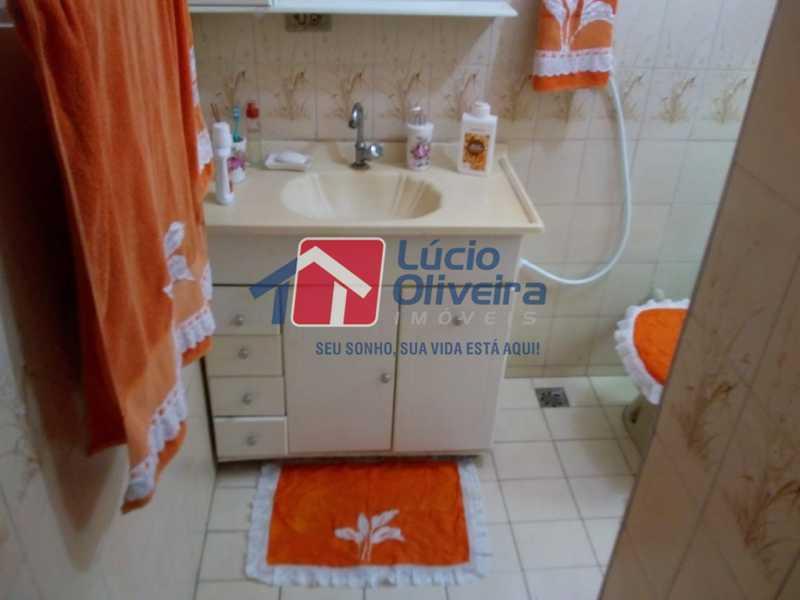14-Banheiro social 2 - Apartamento à venda Avenida Teixeira de Castro,Ramos, Rio de Janeiro - R$ 205.000 - VPAP21454 - 15