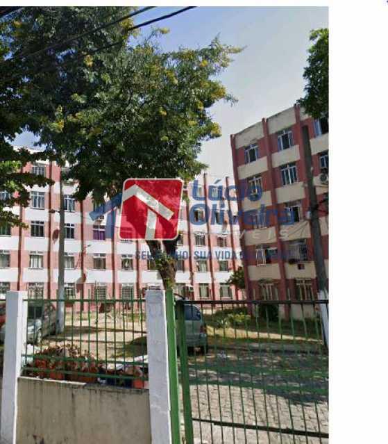20-Vista condominio - Apartamento à venda Avenida Teixeira de Castro,Ramos, Rio de Janeiro - R$ 205.000 - VPAP21454 - 21
