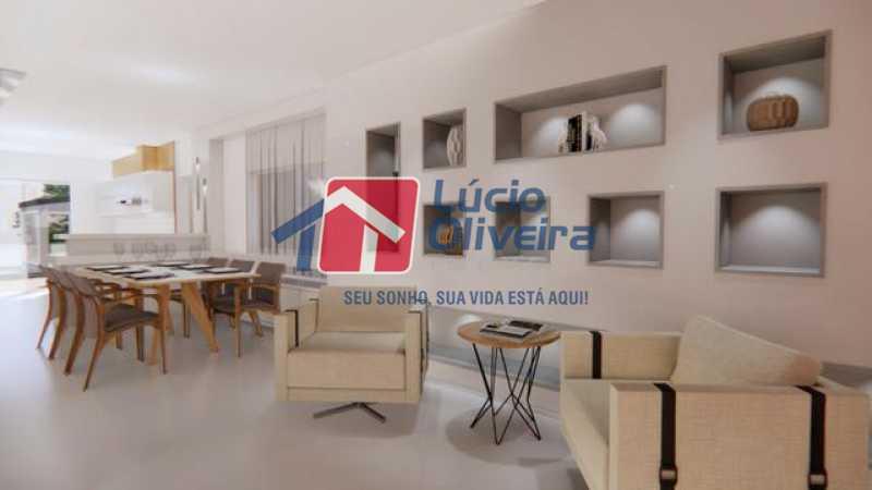 03- sala de star - Casa à venda Rua Lopes Ferraz,São Cristóvão, Rio de Janeiro - R$ 829.500 - VPCA30202 - 4