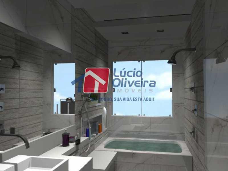 11- Suite - Casa à venda Rua Lopes Ferraz,São Cristóvão, Rio de Janeiro - R$ 829.500 - VPCA30202 - 12