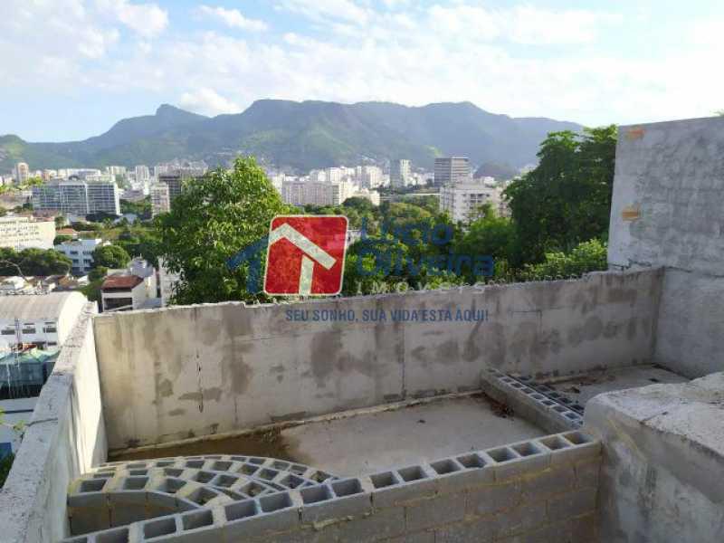 17 -Construção - Casa à venda Rua Lopes Ferraz,São Cristóvão, Rio de Janeiro - R$ 829.500 - VPCA30202 - 18