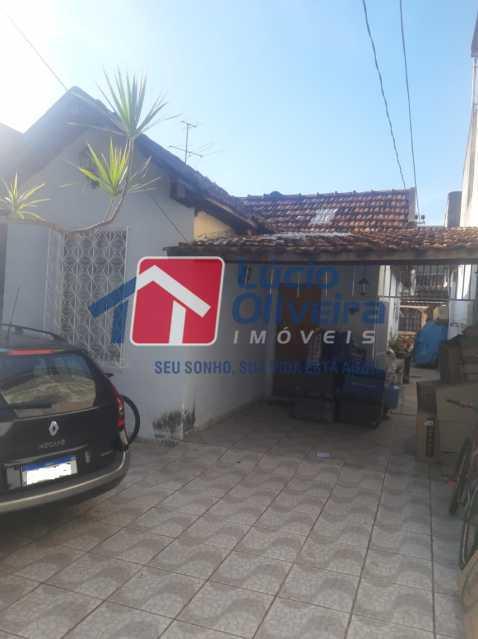 1 Frente - Casa à venda Rua Afonso Ribeiro,Penha, Rio de Janeiro - R$ 450.000 - VPCA20274 - 1
