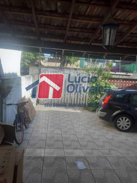 1.1 Frente - Casa à venda Rua Afonso Ribeiro,Penha, Rio de Janeiro - R$ 450.000 - VPCA20274 - 3