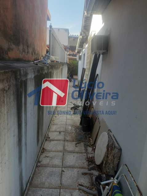 2 Lateral - Casa à venda Rua Afonso Ribeiro,Penha, Rio de Janeiro - R$ 450.000 - VPCA20274 - 4