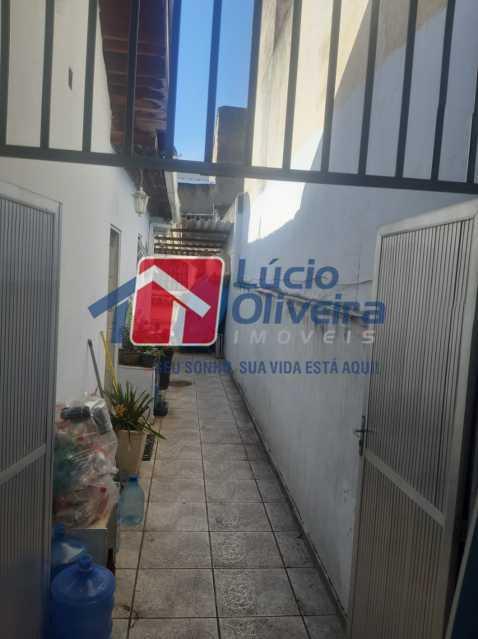 3 Lateral - Casa à venda Rua Afonso Ribeiro,Penha, Rio de Janeiro - R$ 450.000 - VPCA20274 - 5