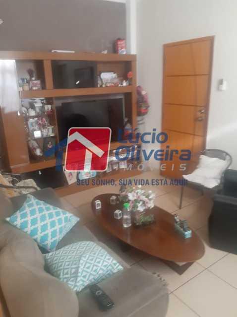 4 Sala - Casa à venda Rua Afonso Ribeiro,Penha, Rio de Janeiro - R$ 450.000 - VPCA20274 - 6