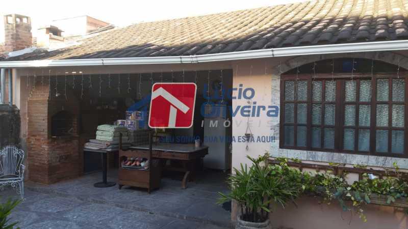 8 Area Gourmet - Casa à venda Rua Afonso Ribeiro,Penha, Rio de Janeiro - R$ 450.000 - VPCA20274 - 10