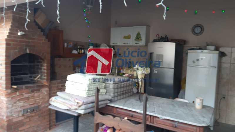 9 Area Gourmet - Casa à venda Rua Afonso Ribeiro,Penha, Rio de Janeiro - R$ 450.000 - VPCA20274 - 11