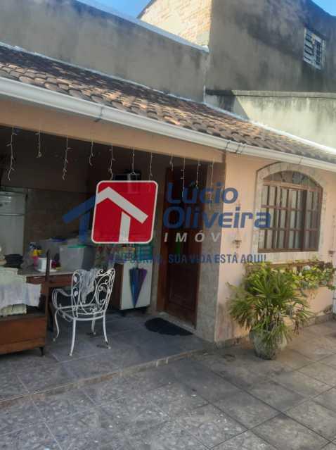 10 Area gourmet - Casa à venda Rua Afonso Ribeiro,Penha, Rio de Janeiro - R$ 450.000 - VPCA20274 - 12
