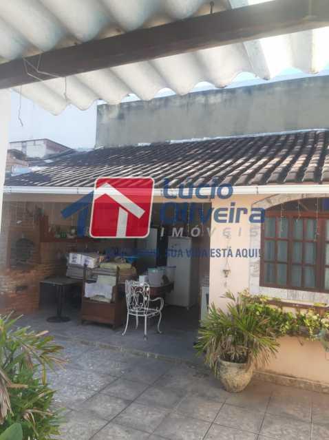 11 Area gormet - Casa à venda Rua Afonso Ribeiro,Penha, Rio de Janeiro - R$ 450.000 - VPCA20274 - 13
