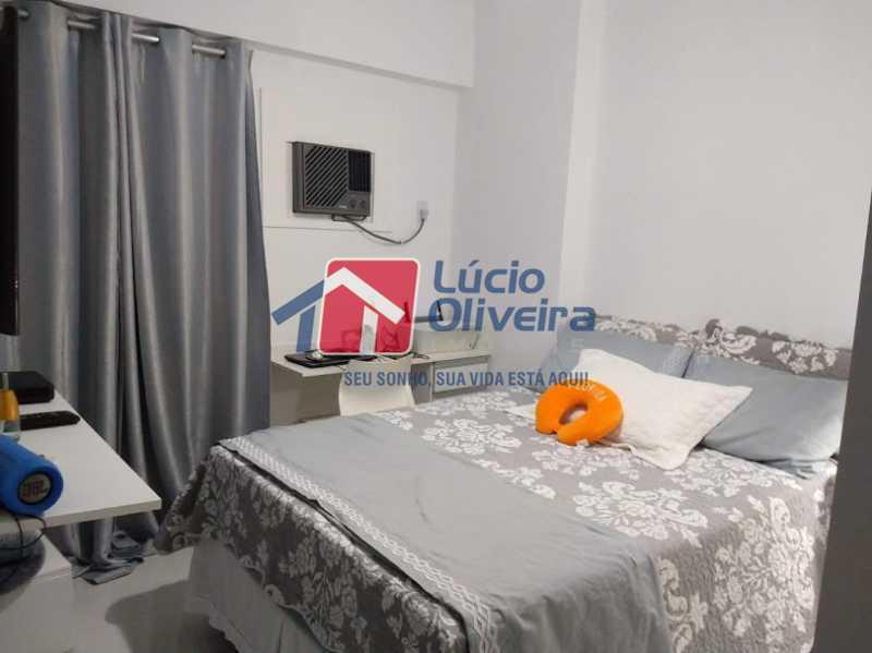 09- Quarto C. - Apartamento à venda Travessa Cerqueira Lima,Riachuelo, Rio de Janeiro - R$ 310.000 - VPAP21455 - 10