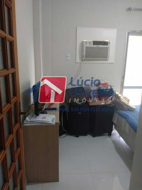 13- Quarto S. - Apartamento à venda Travessa Cerqueira Lima,Riachuelo, Rio de Janeiro - R$ 310.000 - VPAP21455 - 14