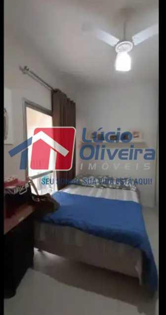 14- Quarto S. - Apartamento à venda Travessa Cerqueira Lima,Riachuelo, Rio de Janeiro - R$ 310.000 - VPAP21455 - 15