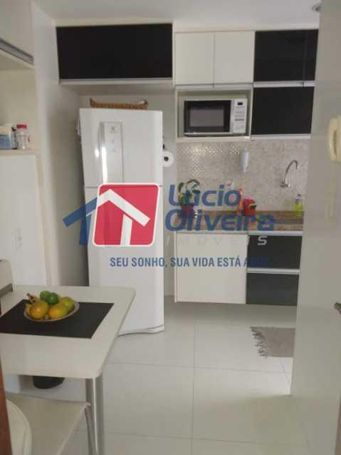 15- Cozinha - Apartamento à venda Travessa Cerqueira Lima,Riachuelo, Rio de Janeiro - R$ 310.000 - VPAP21455 - 16
