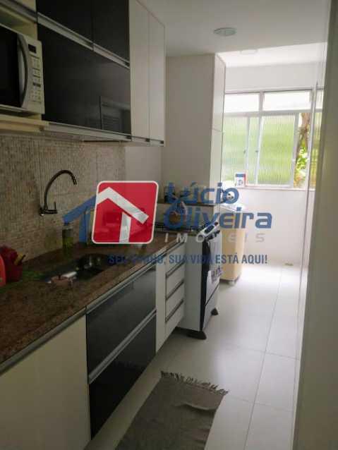 17- Cozinha - Apartamento à venda Travessa Cerqueira Lima,Riachuelo, Rio de Janeiro - R$ 310.000 - VPAP21455 - 18