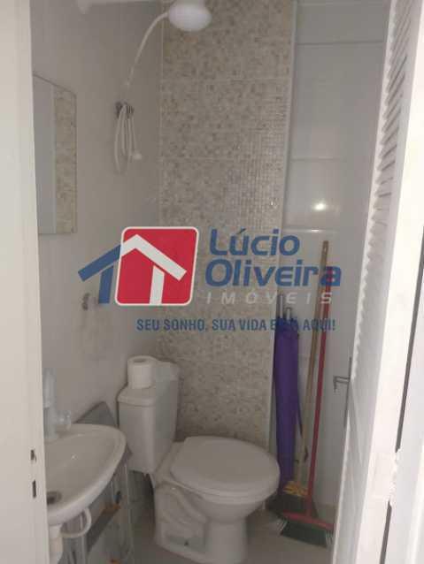 18- BH Empreg. - Apartamento à venda Travessa Cerqueira Lima,Riachuelo, Rio de Janeiro - R$ 310.000 - VPAP21455 - 19
