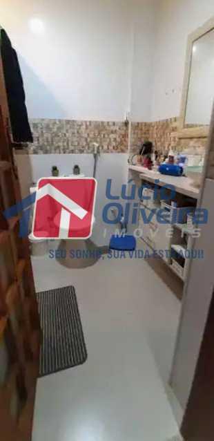 19- BH Social - Apartamento à venda Travessa Cerqueira Lima,Riachuelo, Rio de Janeiro - R$ 310.000 - VPAP21455 - 20