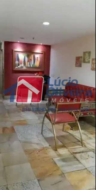 23- Hall PRedio - Apartamento à venda Travessa Cerqueira Lima,Riachuelo, Rio de Janeiro - R$ 310.000 - VPAP21455 - 24
