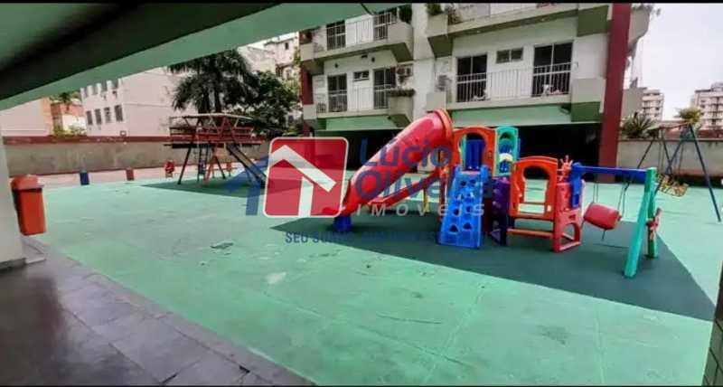 24- Parquinho - Apartamento à venda Travessa Cerqueira Lima,Riachuelo, Rio de Janeiro - R$ 310.000 - VPAP21455 - 25