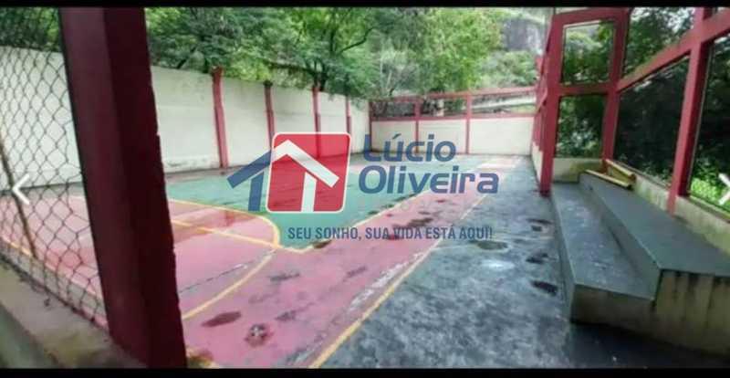 25- Quadra - Apartamento à venda Travessa Cerqueira Lima,Riachuelo, Rio de Janeiro - R$ 310.000 - VPAP21455 - 26