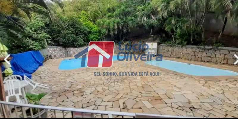 28- Piscina - Apartamento à venda Travessa Cerqueira Lima,Riachuelo, Rio de Janeiro - R$ 310.000 - VPAP21455 - 29