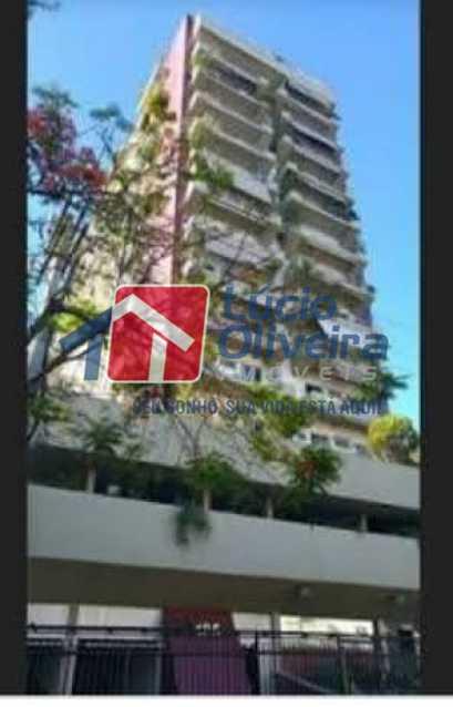 29- Fachada - Apartamento à venda Travessa Cerqueira Lima,Riachuelo, Rio de Janeiro - R$ 310.000 - VPAP21455 - 30