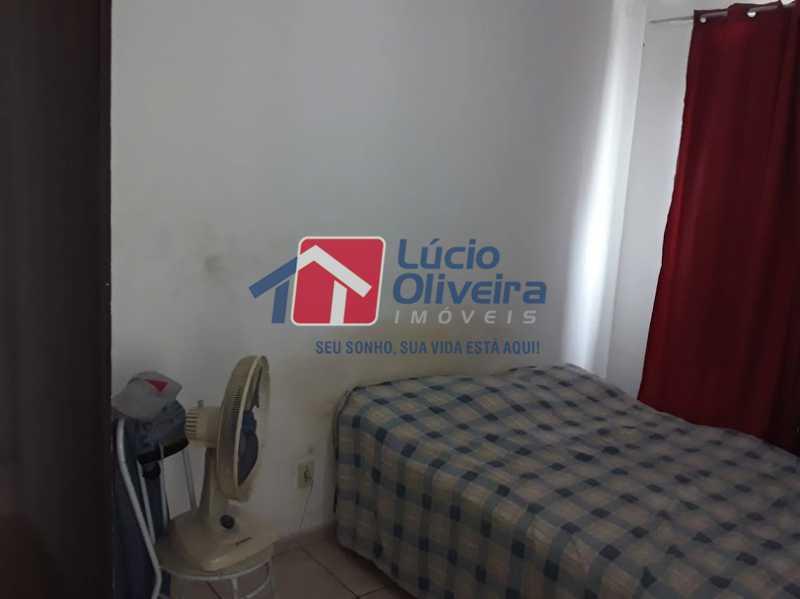 03- Quarto C. - Apartamento à venda Estrada João Paulo,Honório Gurgel, Rio de Janeiro - R$ 165.000 - VPAP21461 - 4
