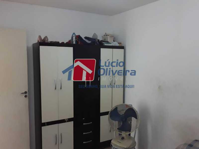 04- Quarto C. - Apartamento à venda Estrada João Paulo,Honório Gurgel, Rio de Janeiro - R$ 165.000 - VPAP21461 - 5