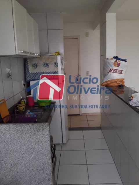 07- Cozinha - Apartamento à venda Estrada João Paulo,Honório Gurgel, Rio de Janeiro - R$ 165.000 - VPAP21461 - 8