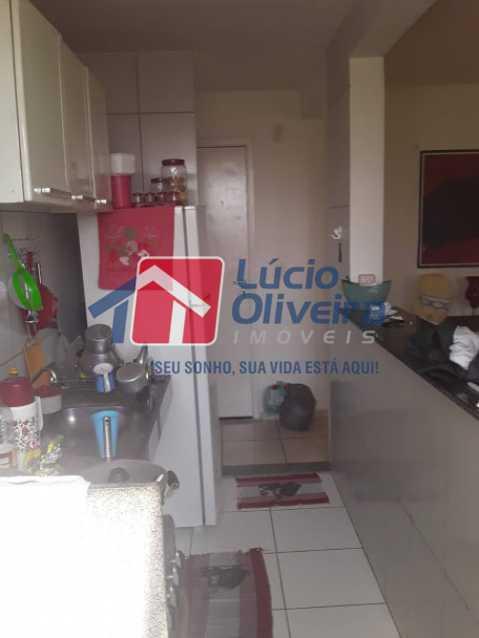 08- Cozinha - Apartamento à venda Estrada João Paulo,Honório Gurgel, Rio de Janeiro - R$ 165.000 - VPAP21461 - 9