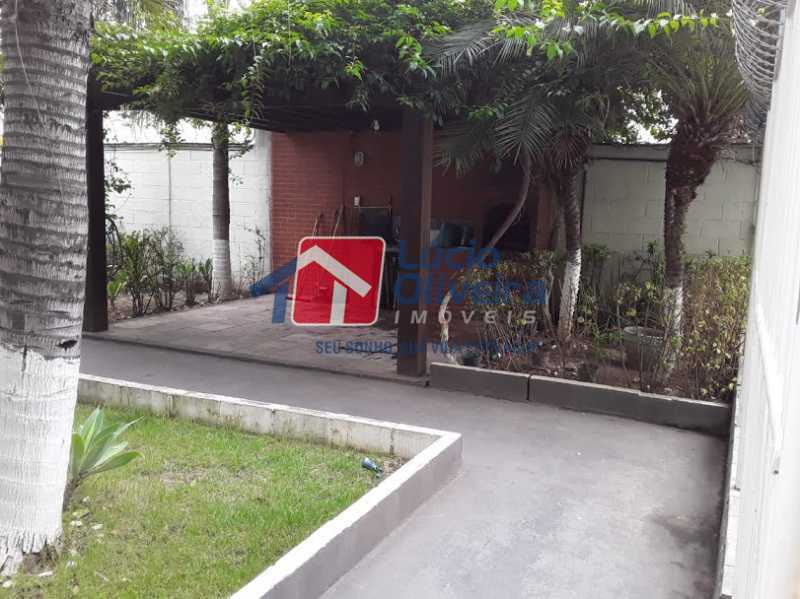 14- Churrasqueira - Apartamento à venda Estrada João Paulo,Honório Gurgel, Rio de Janeiro - R$ 165.000 - VPAP21461 - 15