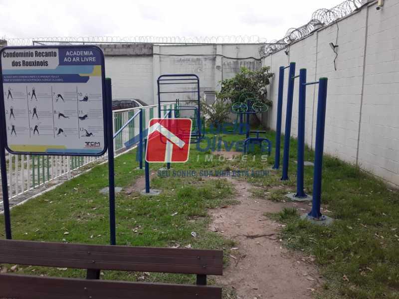 16- Academia Idoso - Apartamento à venda Estrada João Paulo,Honório Gurgel, Rio de Janeiro - R$ 165.000 - VPAP21461 - 17