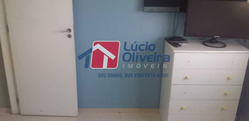 09 - Quarto Casal - Apartamento à venda Rua Cordovil,Parada de Lucas, Rio de Janeiro - R$ 195.000 - VPAP21462 - 9