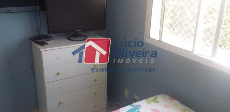 10- Quarto Casal - Apartamento à venda Rua Cordovil,Parada de Lucas, Rio de Janeiro - R$ 195.000 - VPAP21462 - 10
